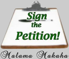 Malama Makaha Petition Icon